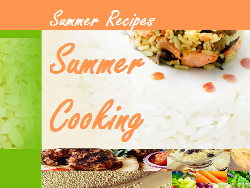 Great Recipes for Summer Cooking