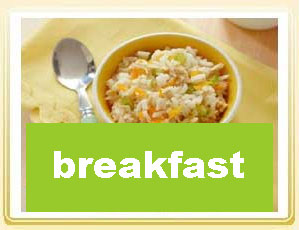 Breakfast Rice Recipes