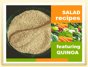 Delicious Salad Recipes Featuring Quinoa