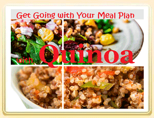 Get Going with Your Meal Plan with Quinoa