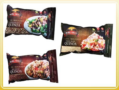 All Organic Quinoa Products