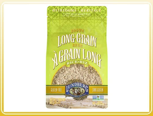 LUNDBERG ​U.S Long Grain Brown Rice