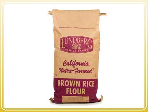 LUNDBERG U.S Brown Rice Flour