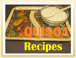 Quinoa Cooking:  3 Easy Salad Quinoa Recipes