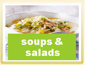 Soup & Salad Rice Recipes